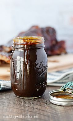 Heat up your next BBQ with this sweet and spicy Pineapple Bourbon Barbecue Sauce that packs a punch!