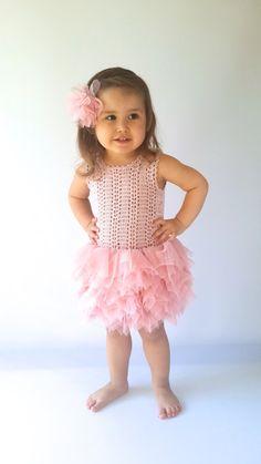 Tutu vestito con gonna in tulle superiore e giocoso di AylinkaShop