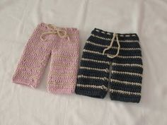 VERY EASY crochet pants / trousers / shorts tutorial - any size - YouTube