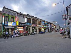 Chulia Street in Penang