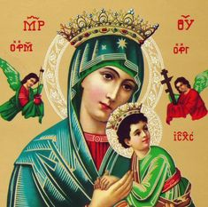 Our Lady of Perpetual Help Lithograph Catholic Art Print Mexico Beautiful! Saint Dominic, Catholic Art, Religious Art, Religious Images, Rosary Catholic, Framed Art Prints, Fine Art Prints, Year Of Mercy, Sainte Therese