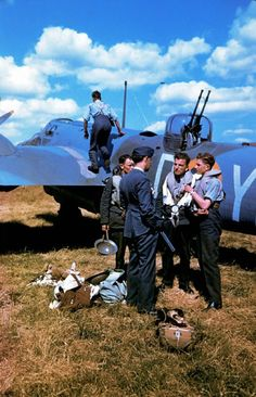 WWII COLOR PHOTO By Robert Capa