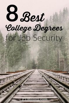 While there is no career field that is absolutely immune to recessions or changes in technology, some degrees confer more security than others. Here are eightdegrees that promise job security throughout your career.
