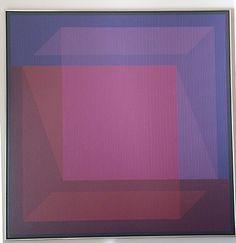 Seethrough Dark - Julian Stanczak