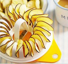Wholesale New Mini microwave Potato Chips Maker & Slicer Complete Set VIA, Free shipping, $6.39/Piece | DHgate Mobile