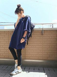 CAMBERのTシャツ・カットソー「[WEB限定][キャンバー]CAMBER ポケット TALL Tシャツ」を使ったk(ani)のコーディネートです。WEARはモデル・俳優・ショップスタッフなどの着こなしをチェックできるファッションコーディネートサイトです。