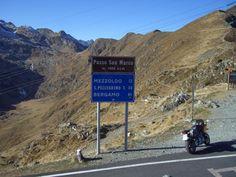 Passo di San Marco (1992 m) - Alpi Centrali