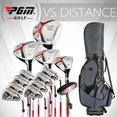 654.55$  Watch here - http://aligik.worldwells.pw/go.php?t=32324419664 - PGM for MENS, Titanium alloy for driver. Full golf set in graphite carbon shaft. Professional golf clubs complete set with bag
