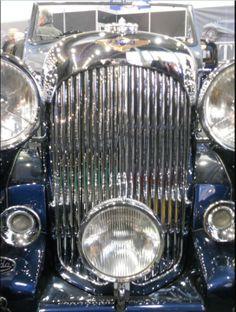 1938 Lagonda LG 6 Cabriolet,