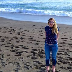 #TBT to one year ago today when I was a California Gurl 🍭🌊☀️ #california #bigsur #beach #ocean #cali #sunset #jeans #jcrew #rayban #style #styleblogger #stylish #preppy #prep #preppystyle #hollister #usa #america #merica #ootd #outfit #wiwt #picoftheday #throwbackthursday #throwback #happy #fashion #calocals - posted by Helen Wild https://www.instagram.com/thebritishprep - See more of Big Sur, CA at http://bigsurlocals.com