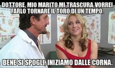 dottore...