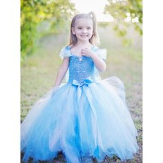 debcfe45c45ce kids birthday party dress Picture - More Detailed Picture about Princess  Anna Elsa Girls Tutu Dresses Halloween Cosplay Costumes Casual Handmade  Fluffy Kids ...
