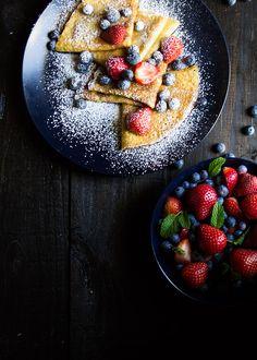 Breakfast Crêpes