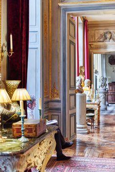 Joseph Achkar, Michel Charriere, Hotel du Duc de Gesvres, Paris, Monsigny…