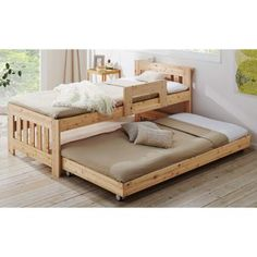 Wood Beds, Outdoor Furniture, Outdoor Decor, Future House, Interior Inspiration, Toddler Bed, Kids Room, Minimalist, House Design