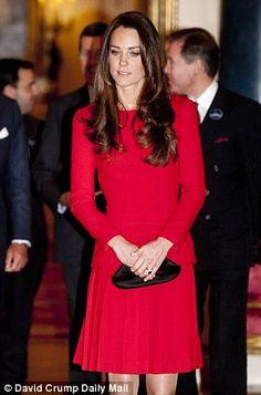 Ducesa de Cambridge...