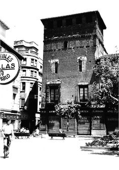 Valencia, Big Ben, Europe, Building, Travel, Zaragoza, Old Photography, Old Pictures, Childhood