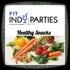 Healthy Snacks #healthyeating - dietary preferences and allergies taken into consideration #FitIndy