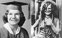 young Janis Joplin