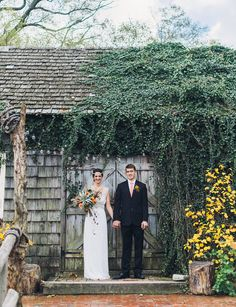 Bride and Groom Wedding Picture