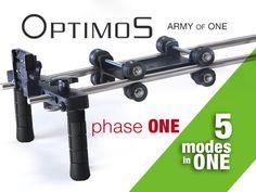 OPTIMOS phase One by Sergio Angon, via Kickstarter.