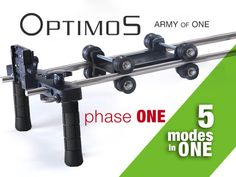 OPTIMOS phase One by Sergio Angon, via Kickstarter.