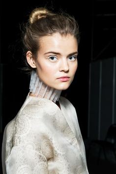 Make-up for Ruban SS 2014