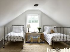 Robert Stilin's East Hampton House Tour Is Pared-Down, Clean And Completely Gorgeous April 2013 HB