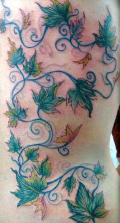 holly ivy tattoos