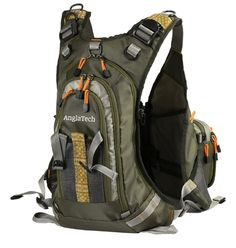 Browning fishing backpack tackle bag or system fishing for Browning fishing backpack