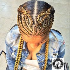 I like the style but, I would braid the back as well.