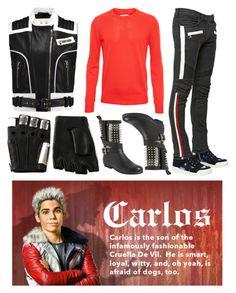 """Disney's Descendants: Carlos"" by jmsmith462 ❤ liked on Polyvore"
