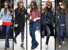 6 modnih tajni VIKTORIJE BEKAM + fotke Saveti Viktorije Bekam za trendi, šik i moderan izgled. Pogledajte šta savetuje modna ikona današnjice...