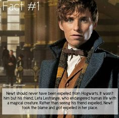 Not sure if this is true, but it sounds like something Newt would do
