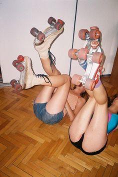 rollerskates fun