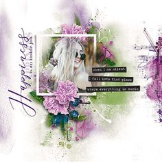 August Melody~ Bundle Digital Scrapbooking Layouts, I Fall, Tiramisu, Design, Tiramisu Cake