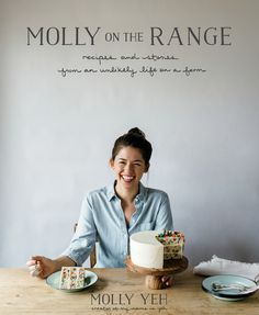 In 2013, food blogger and classical musician Molly Yeh left Brooklyn to live on a farm on the North Dakota-Minnesota border, where her fiance was a fifth-generation Norwegian-American sugar beet farmer. Like her award-winning blog My Name is Yeh, Molly on the Range chronicles her life through photos, more than 120 new recipes, and hilarious stories from life in the city and on the farm.