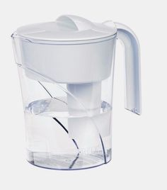 Brita 35564 Classic Drinking Water Filter Pitcher 6 Cup/48 Oz Capacity White