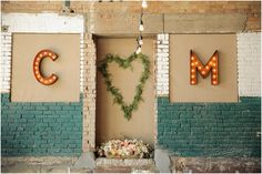 Trolley Square Wedding in Utah with a mix of classic and rustic details in an industrial space captured by Pepper Nix Photography. Loft Wedding, Wedding Blog, Summer Wedding, Wedding Day, Thrifty Decor, Square Photos, Reception Decorations, Invitation Design, Utah