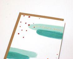 Rose Gold Foil Birthday Card