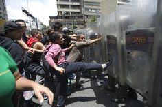 Deadly riots in Venezuela bring food shortage to global stage By Madeline Schwartz on June 21, 2016