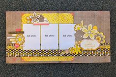 3 photos from scrapbook generation - love this layout