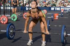CrossFit women rock!