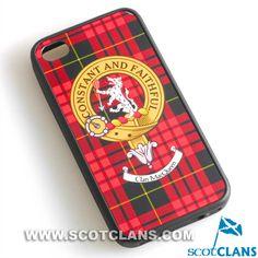 MacQueen Clan Crest
