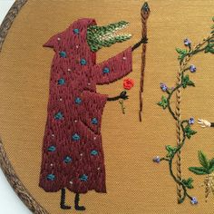 İrem Yazıcı — And just finished one of the alligator wizard...