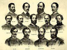 Kik voltak az aradi vértanúk és milyen ítéletet szabott ki rájuk a császári főparancsnokság haditörvényszéke? Movies, Movie Posters, Hessen, Films, Film Poster, Cinema, Movie, Film, Movie Quotes