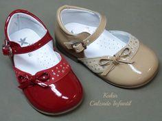 zapatos landos zapatos niña - calzado infantil - niñas - merceditas charol