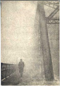 Virna Haffer, Man on Bridge