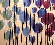 pretty flowers [at first I thought they were balloons]