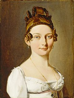 Portrait of a Lady  Louis-Léopold Boilly  circa 1800
